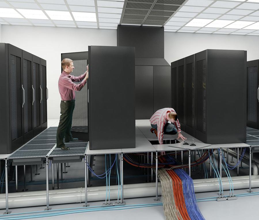 铝合金地板—通风板